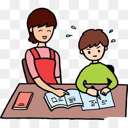 vector Tutoring clipart teacher. Child transparent free for