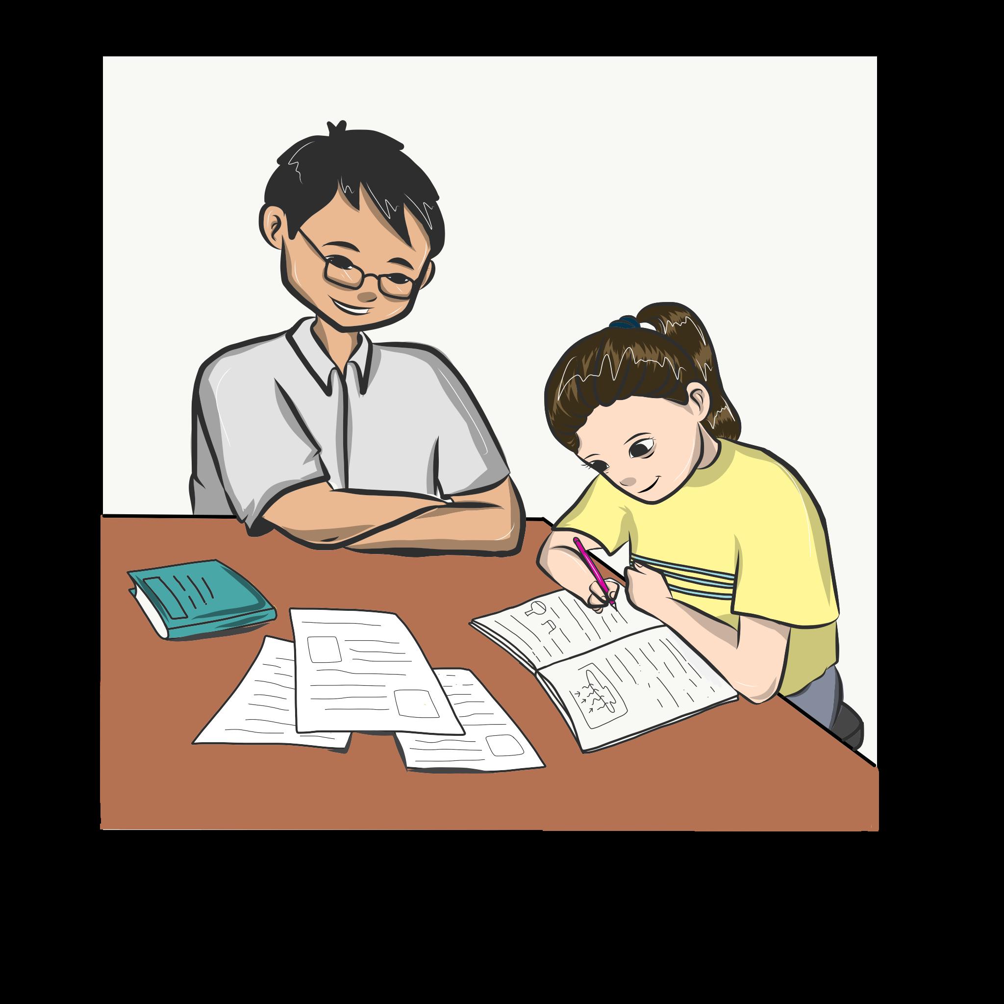 transparent download Tutoring clipart teacher. Mmtutors best service in