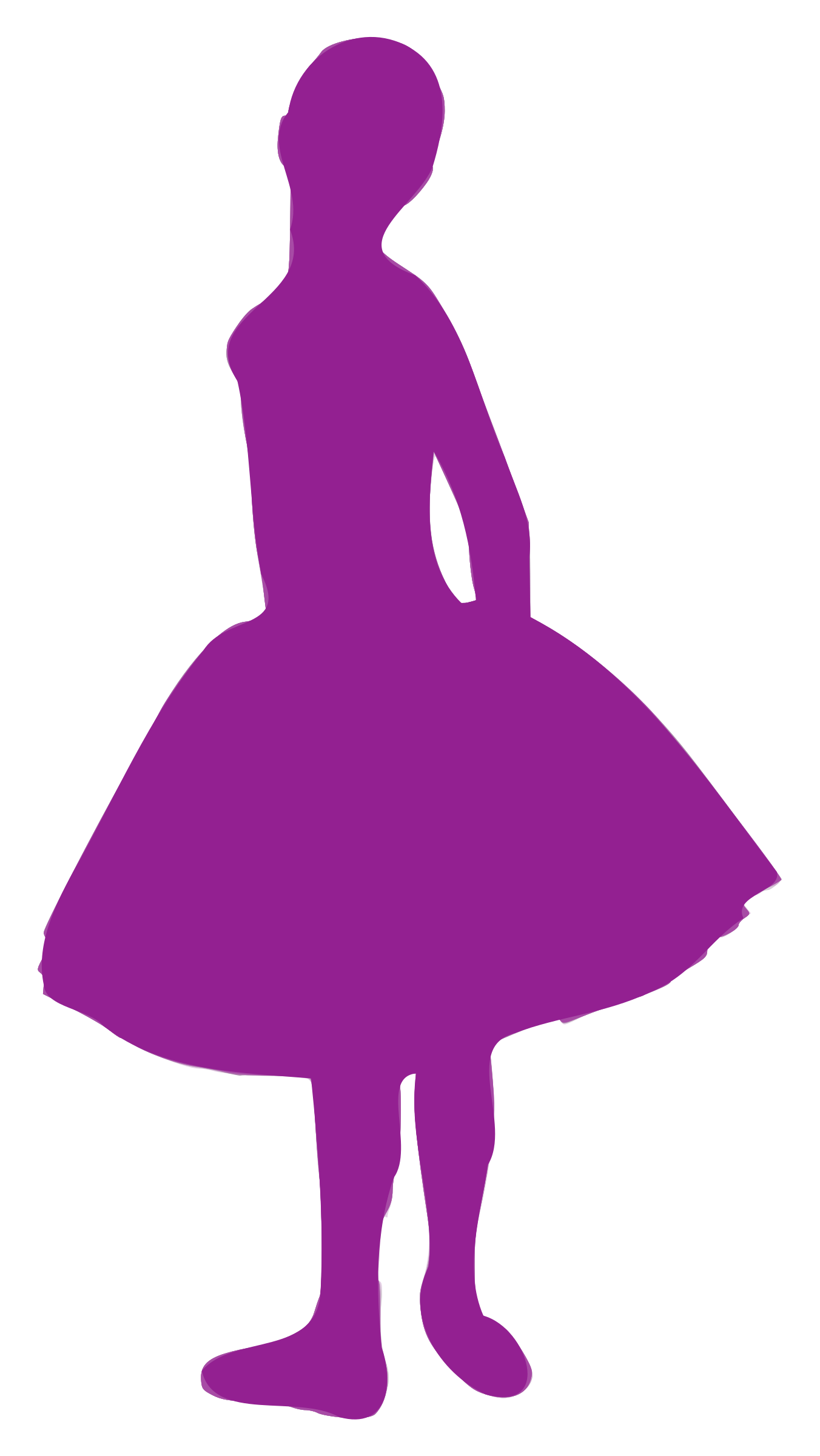 banner download Tutu Silhouette Clip Art at GetDrawings