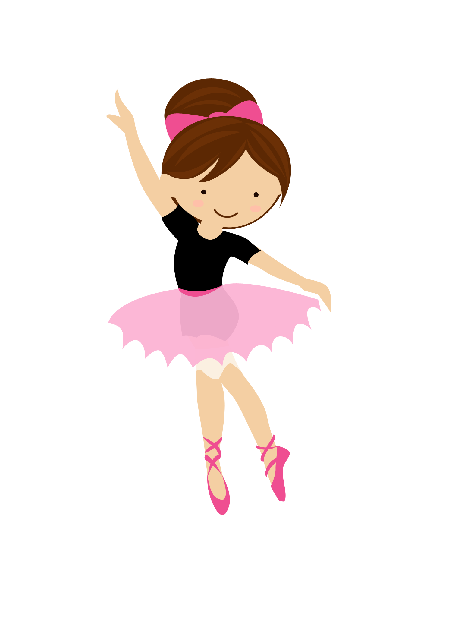 image royalty free download Ac db e b. Ballet clipart bunny.