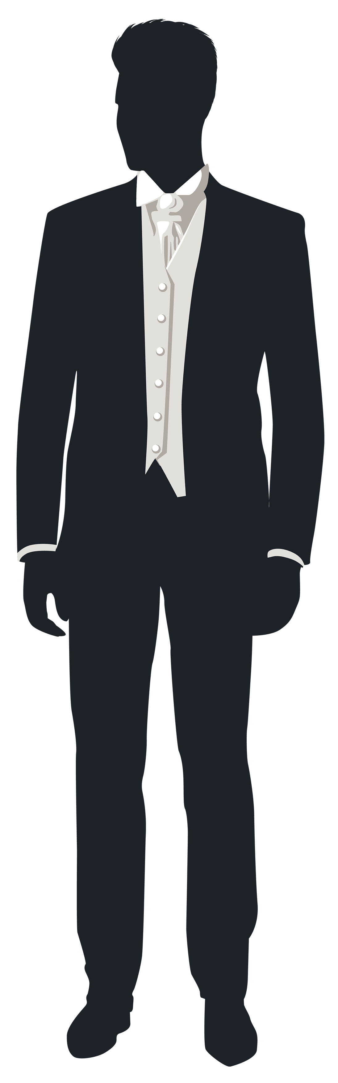 banner library Tuxedo clipart.  collection of transparent
