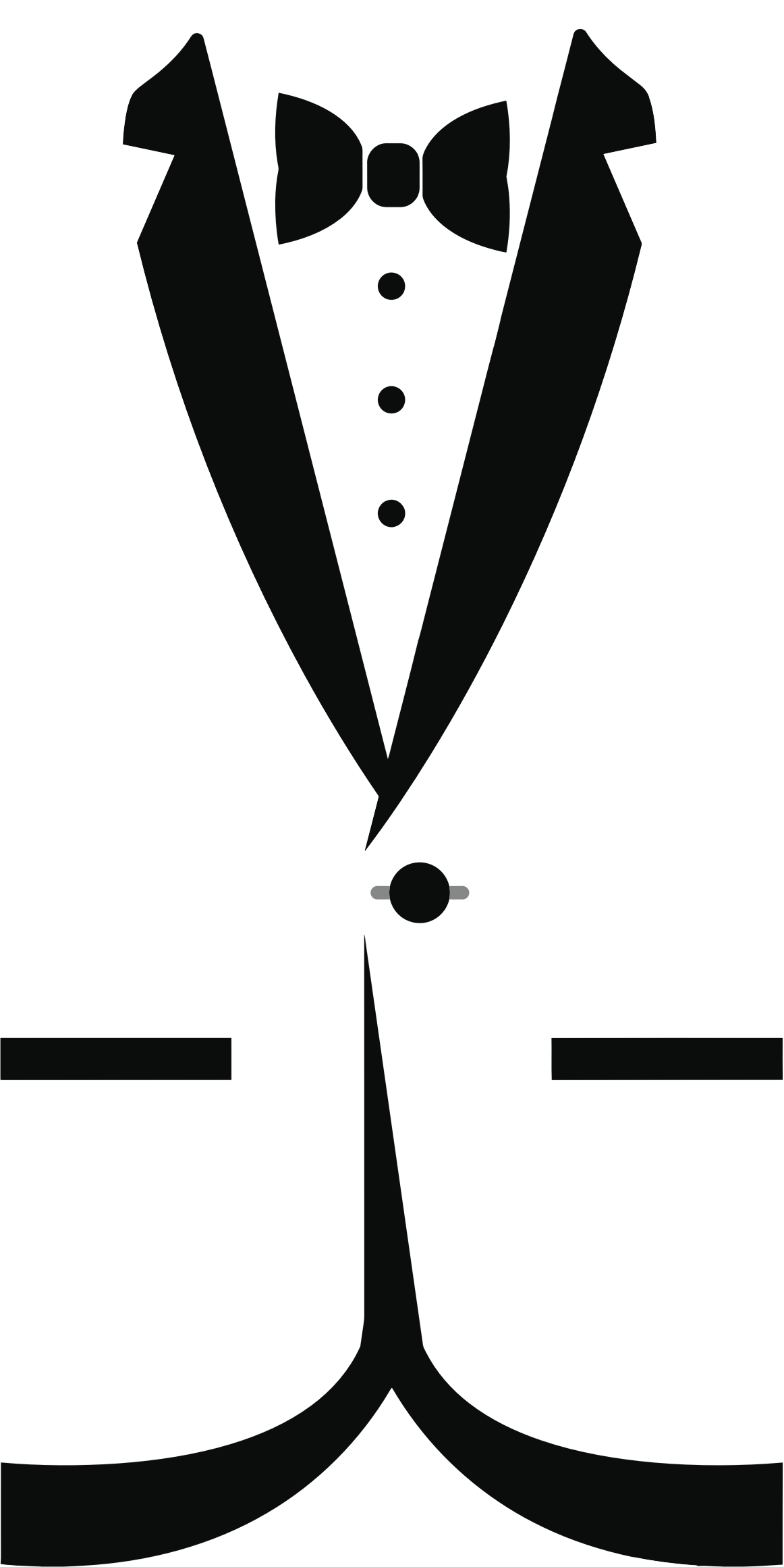 graphic transparent download Big image png. Tuxedo clipart