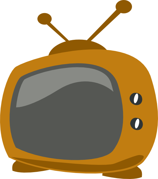 clip art royalty free download Cartoon Tv clip art is free