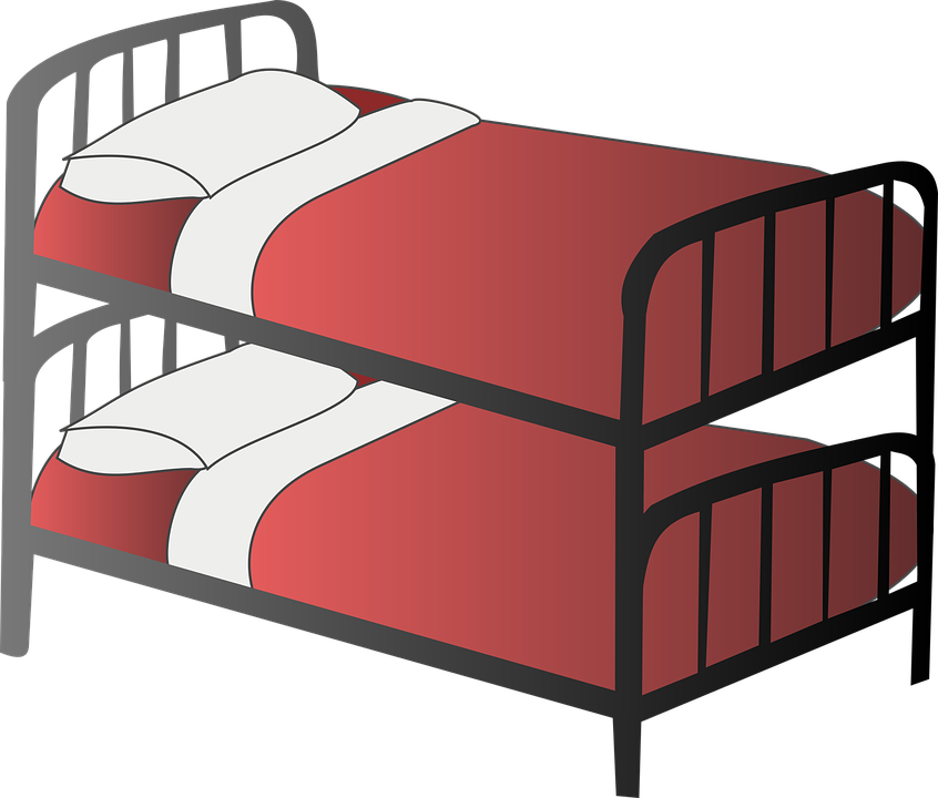 clip art library download How to Pack and Move Bunk Beds