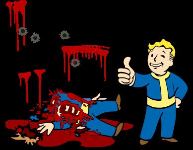 banner Fallout perk art free. Twins clipart guy.
