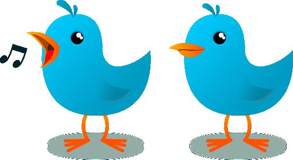 clip download Twitter Bird Mascot Clip Art at Clker