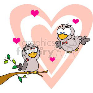 svg royalty free library Royalty free . Two turtle doves clipart