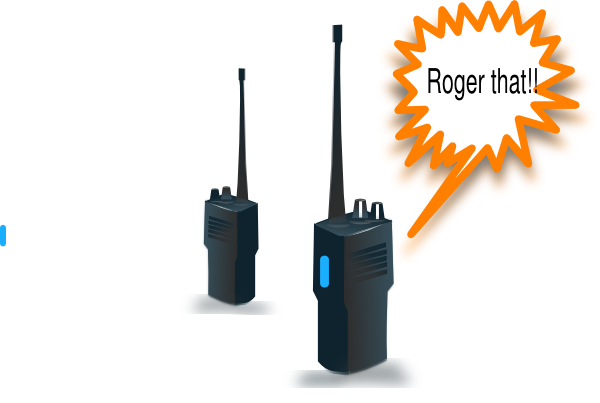 png free download Two Way Radio Clip Art