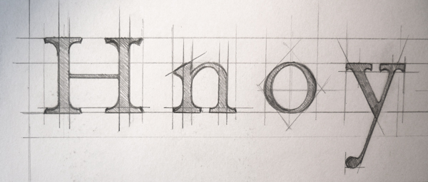vector library download The basics of type. Typography drawing sketch