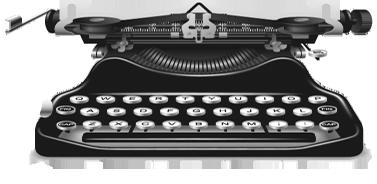 svg library stock Typewriter clipart. Clip art inspiration pinterest