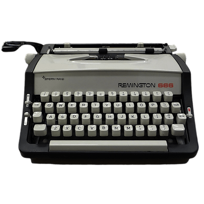 image transparent library Kolibri transparent png stickpng. Typewriter clipart black and white