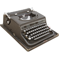 svg Typewriter vector animated. Quick tip create a