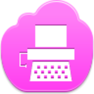 graphic freeuse Typewriter vector public domain. Icon free images at