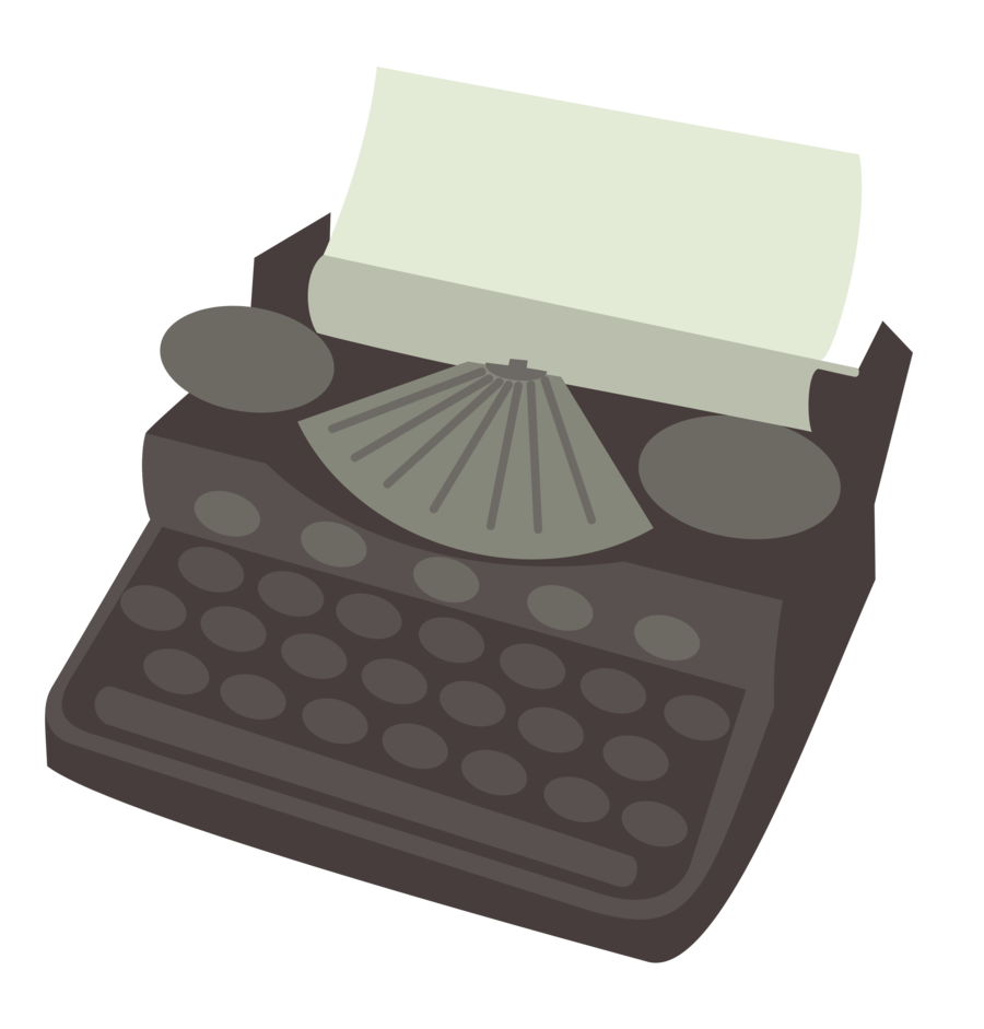 picture royalty free download Typewriter vector surreal. Cutie mark request by