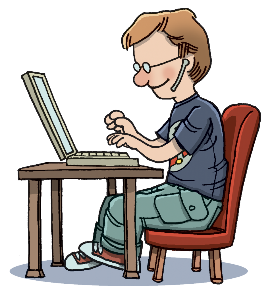vector library Typing clipart. Computer keyboard clip art