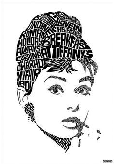 jpg transparent  best beautiful portraits. Typography drawing face