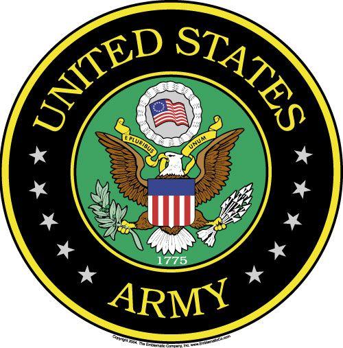 vector stock U s army clipart. Emblem clip art us