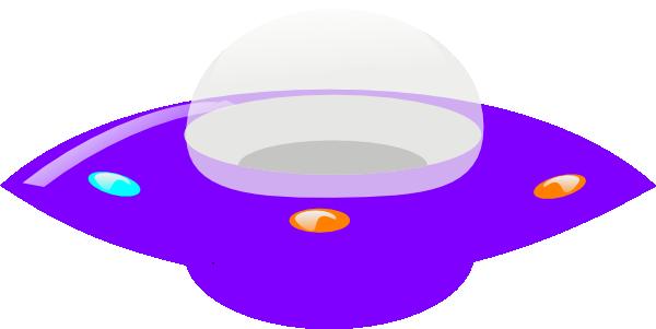 graphic free stock Ufo clipart. Purple clip art at