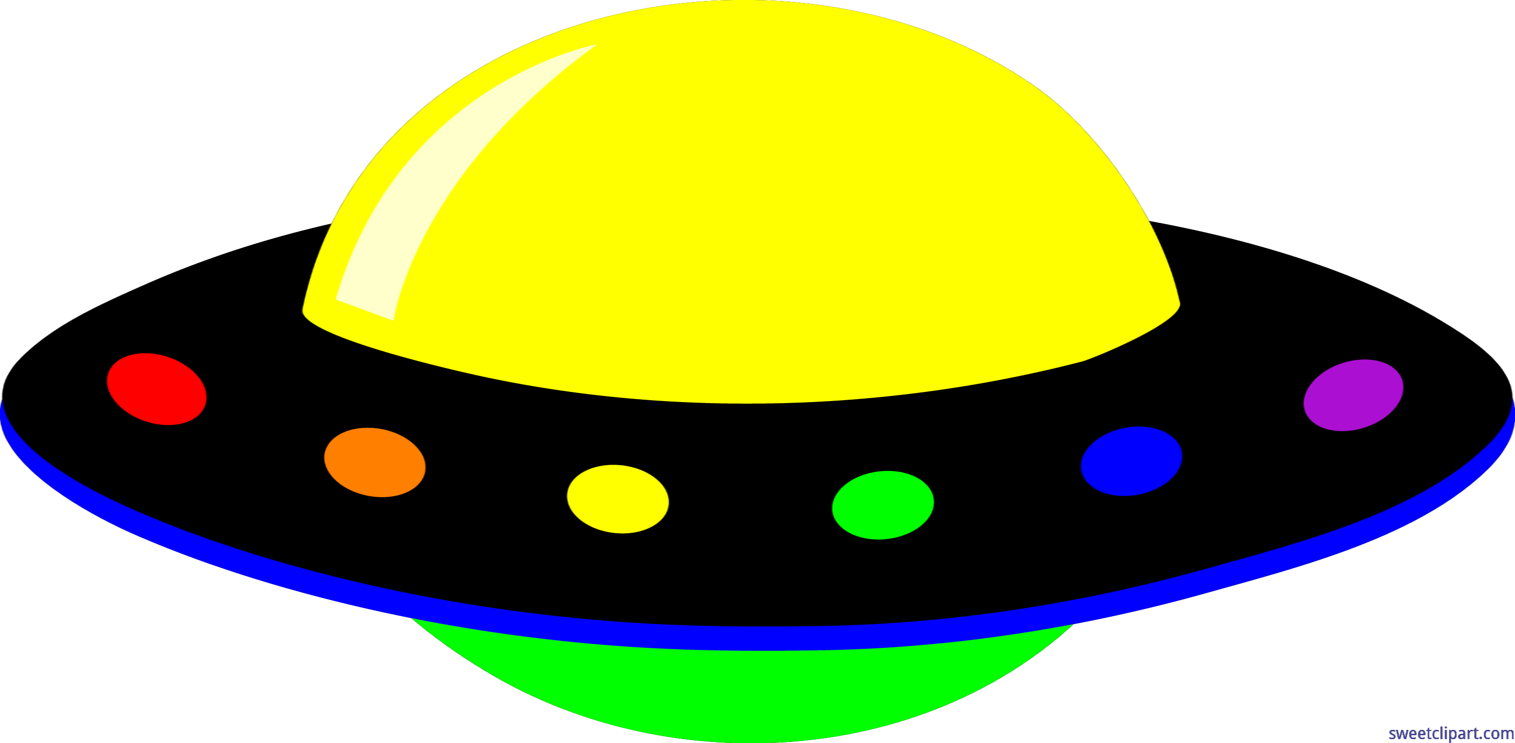 clip art freeuse stock Ufo clipart. House free on dumielauxepices