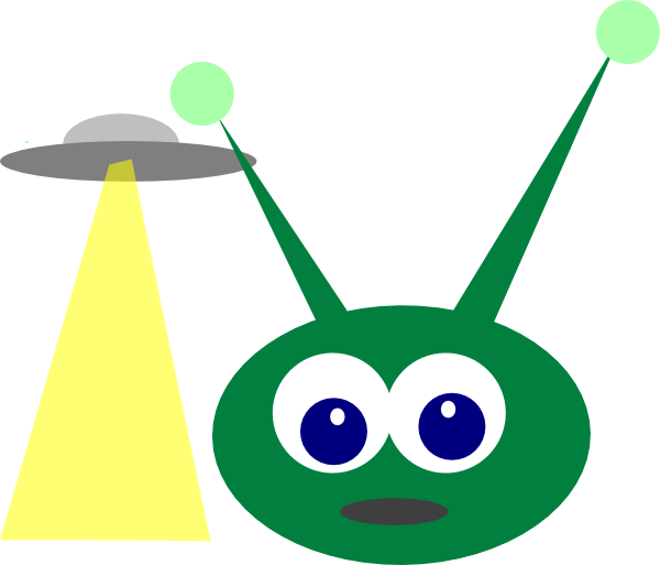 image library stock Green free on dumielauxepices. Ufo clipart family
