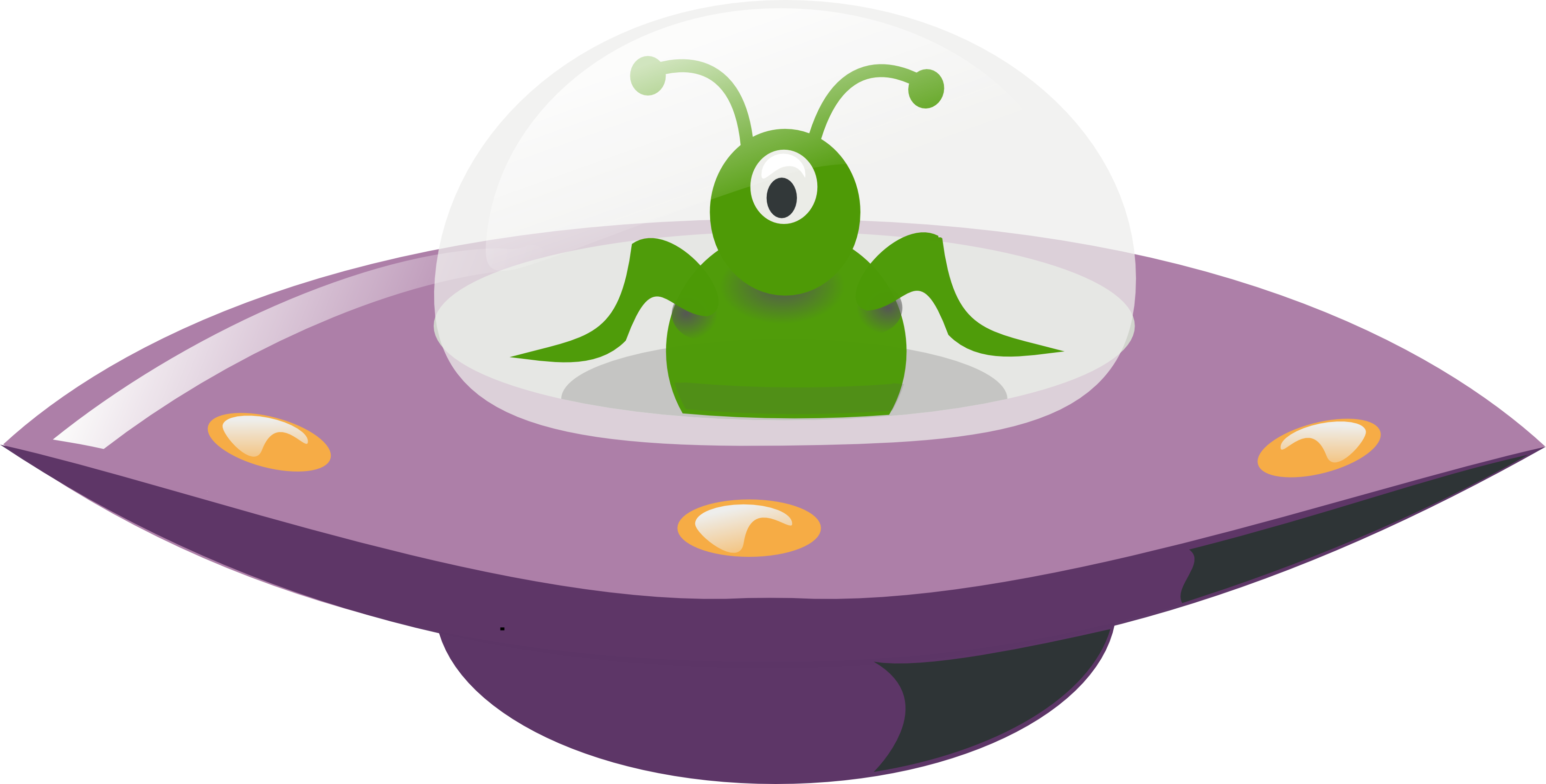 graphic freeuse transparent ufo blank background #106906361