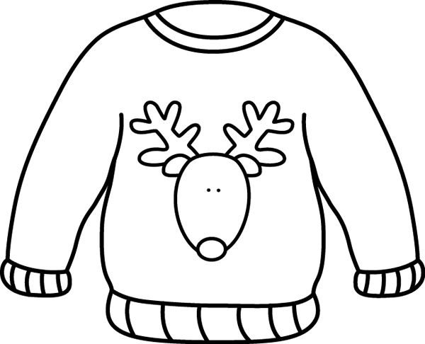 image transparent download  collection of christmas. Ugly sweater clipart free.