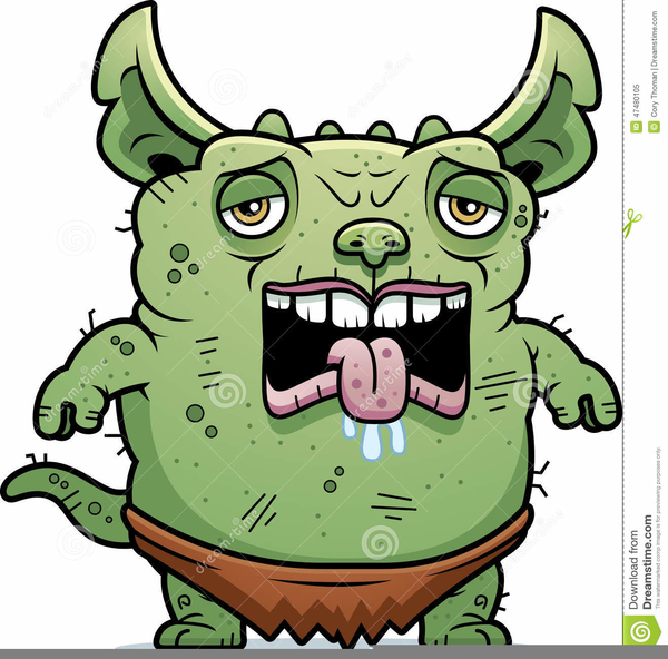 image free library Ugly clipart. Monster free images at.