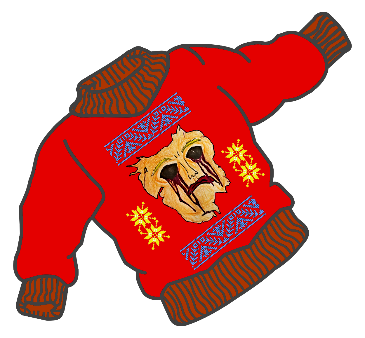 image freeuse library Ugly sweater clipart no background. At getdrawings com free.