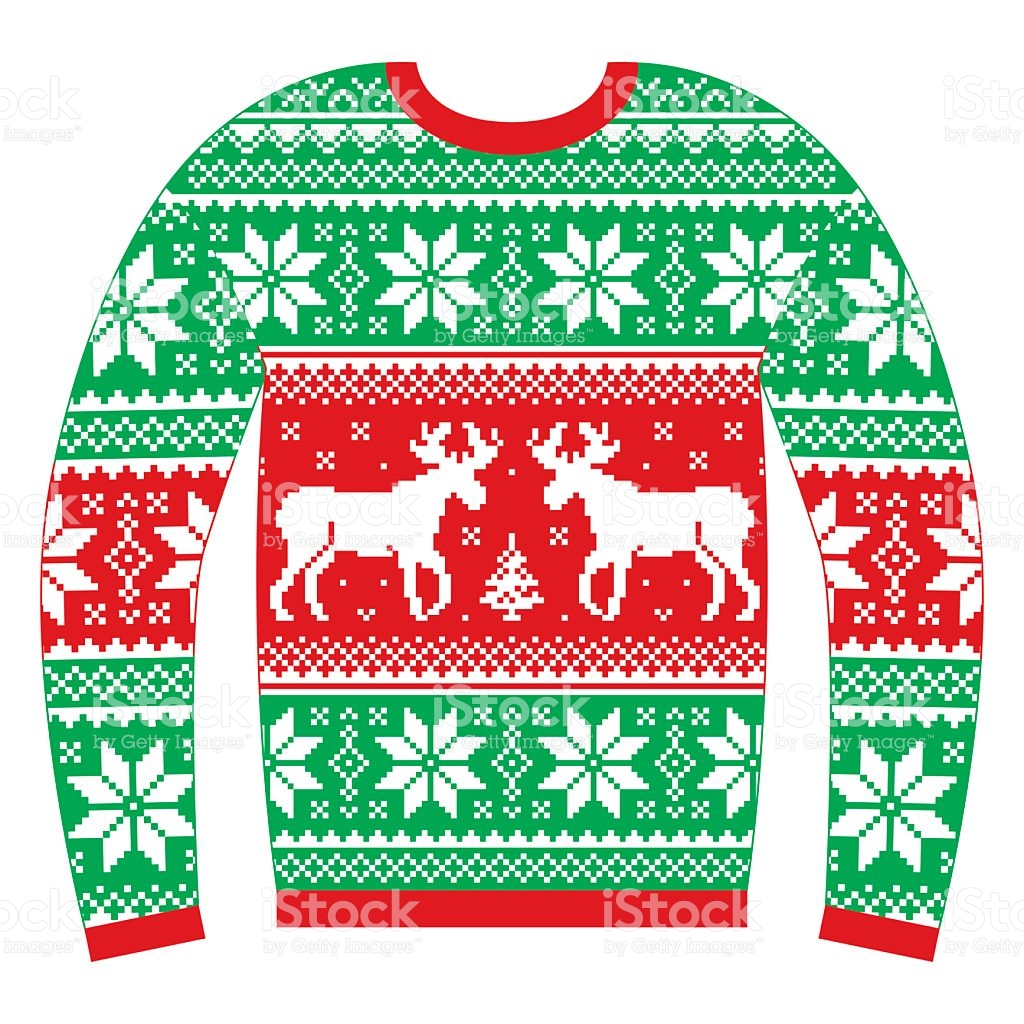 svg free download Ugly sweater clipart no background. Clip art library .
