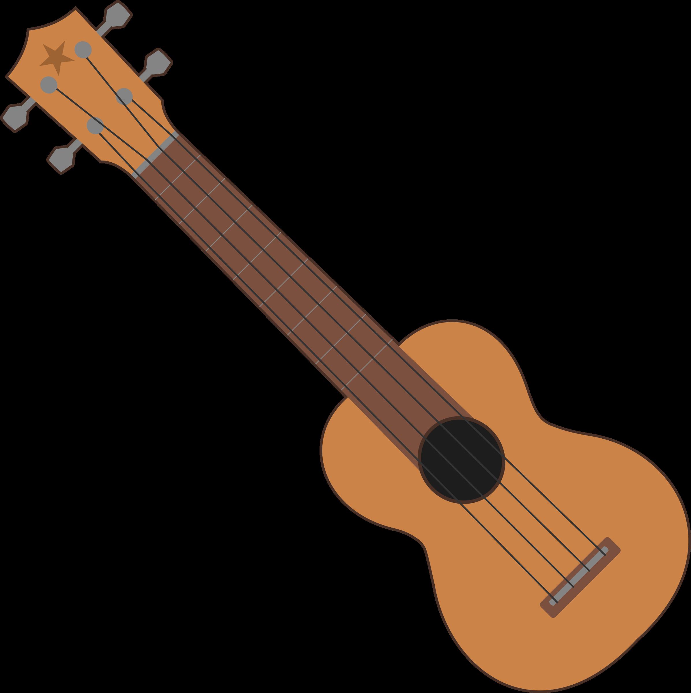 jpg royalty free Ukulele Clipart hawaiian guitar