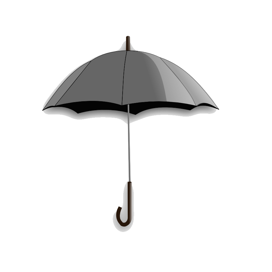 picture black and white library Umbrella PNG Transparent Images