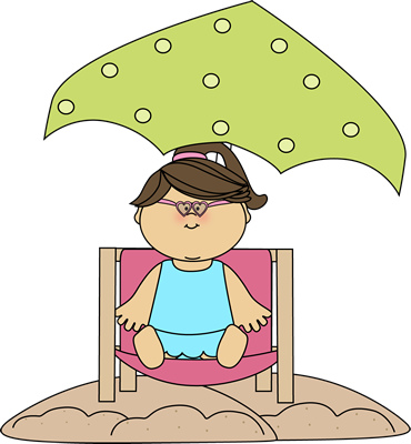 clipart library stock Beach clip art images. Under clipart