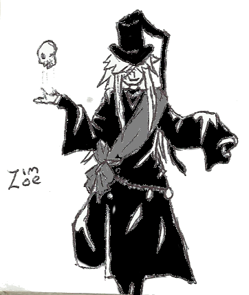 vector transparent library Colour by zim zoe. Undertaker drawing