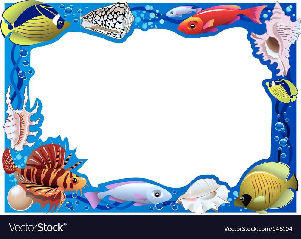 clipart download Underwater border clipart. Portal