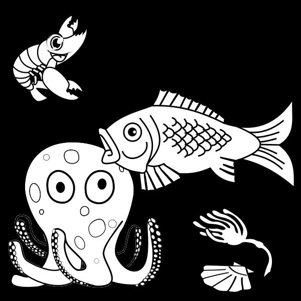 jpg royalty free World Under Sea Drawing at GetDrawings