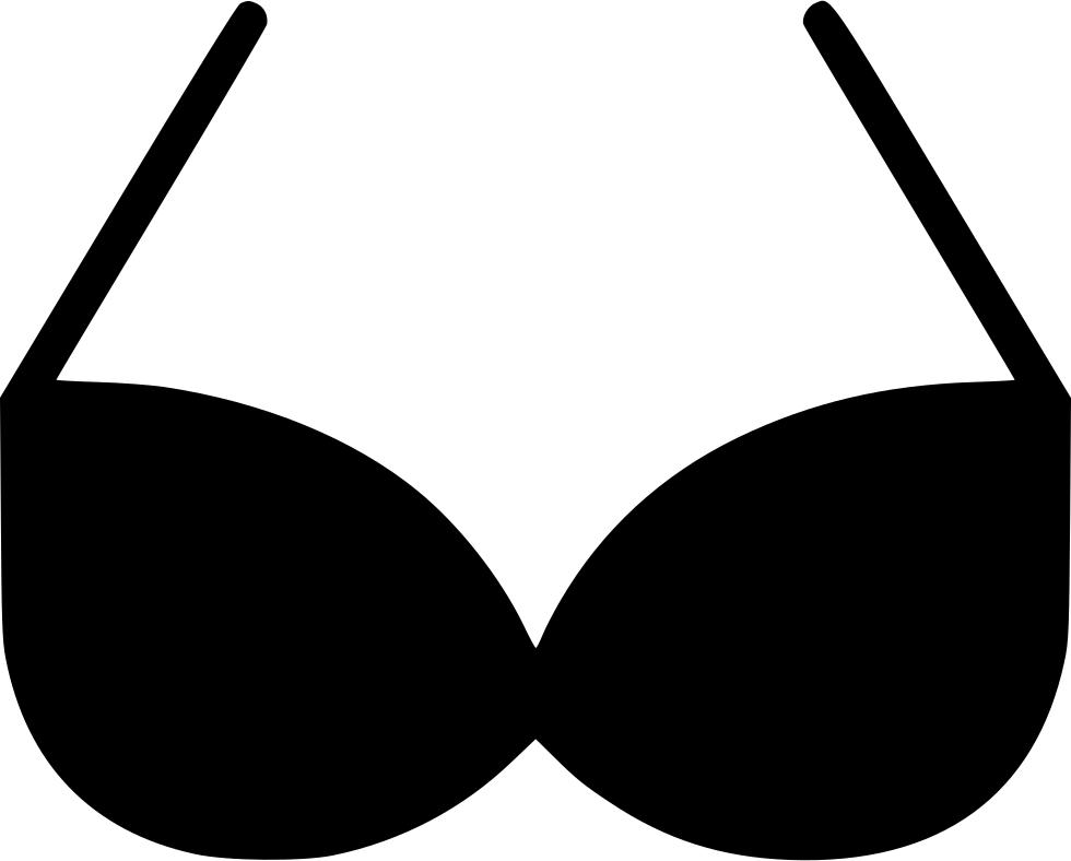 clip art free Undergarment women svg png. Underwear vector bra