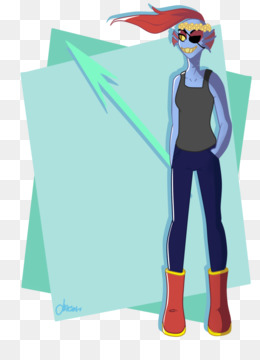 image black and white download Png free download undertale. Undyne transparent angry