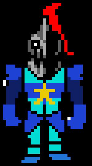 clipart free stock Outertale pixel art maker. Undyne transparent armor
