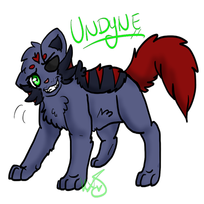 banner black and white stock Roblox . Undyne transparent cat