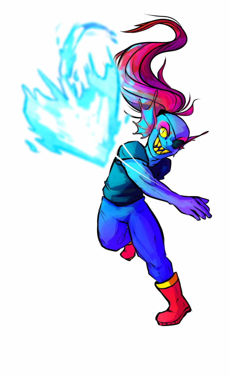 png library library Undyne transparent cat. Undertale free png images