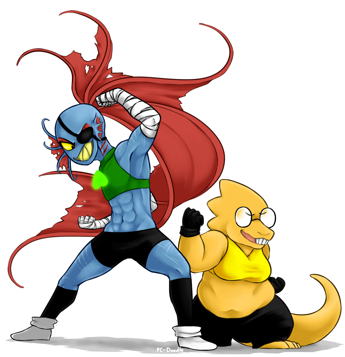 banner transparent stock Undyne transparent fat. Are you skinny that