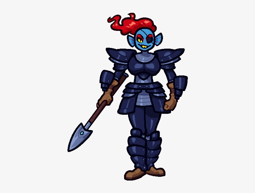 image black and white library Undyne transparent jacket. Fanart roblox free png