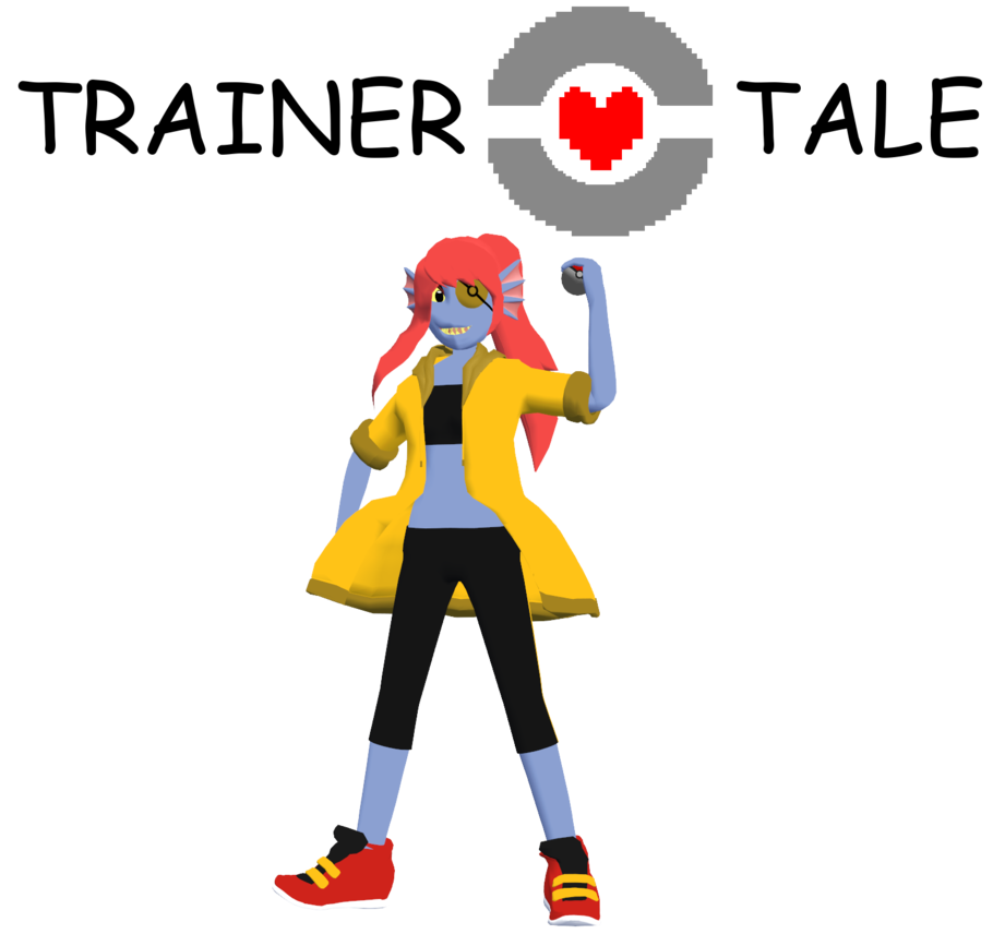 graphic freeuse Trainertale by kittynekkyo on. Undyne transparent jacket