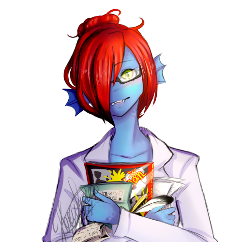 banner download Alphys tumblr i cant. Undyne transparent kawaii