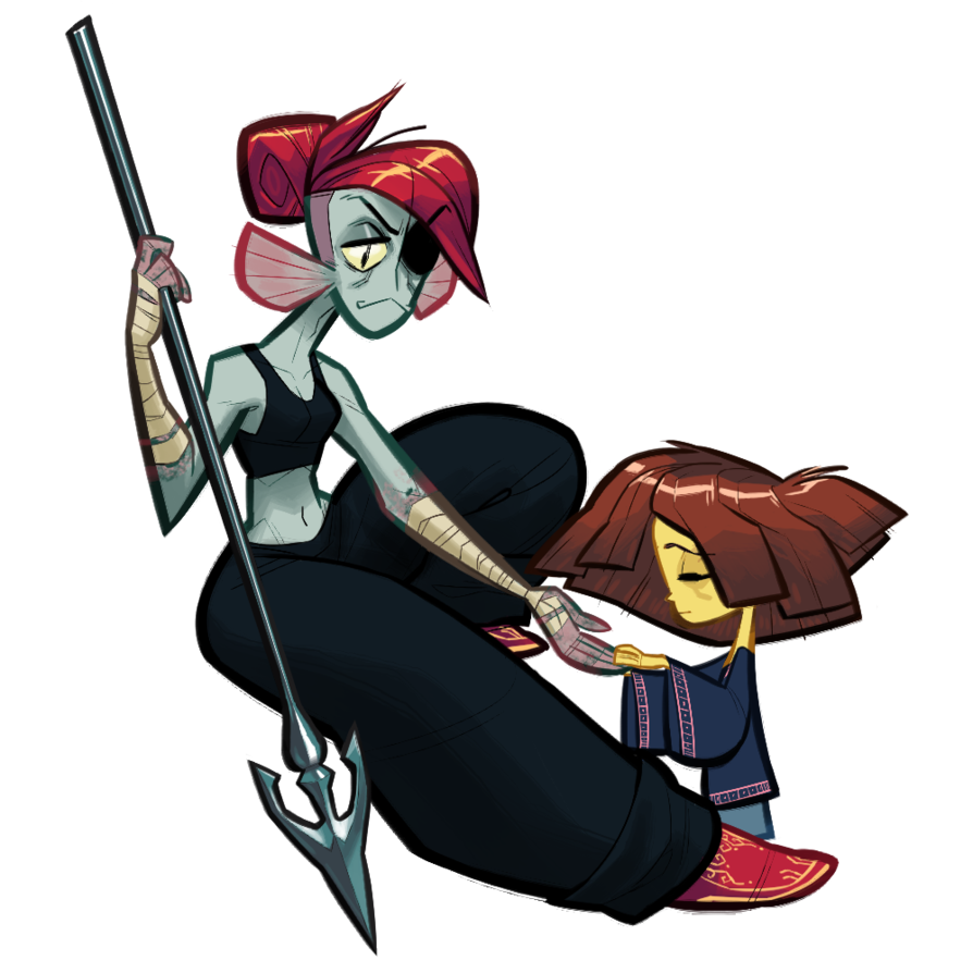image free stock Undyne transparent little mermaid. By projectendo on deviantart