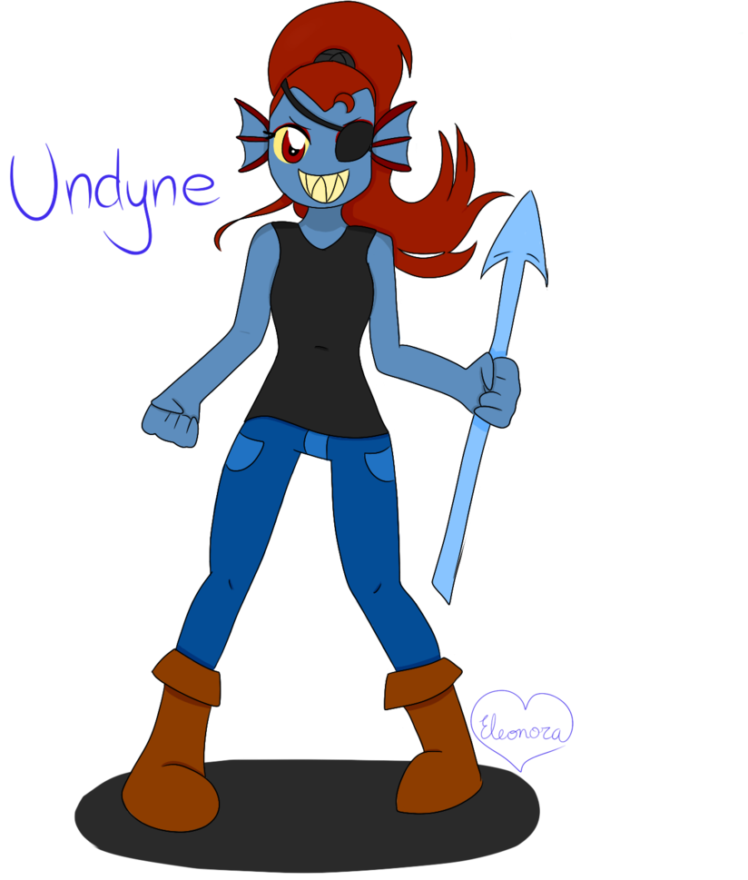 graphic royalty free library By pelfemon on deviantart. Undyne transparent little mermaid