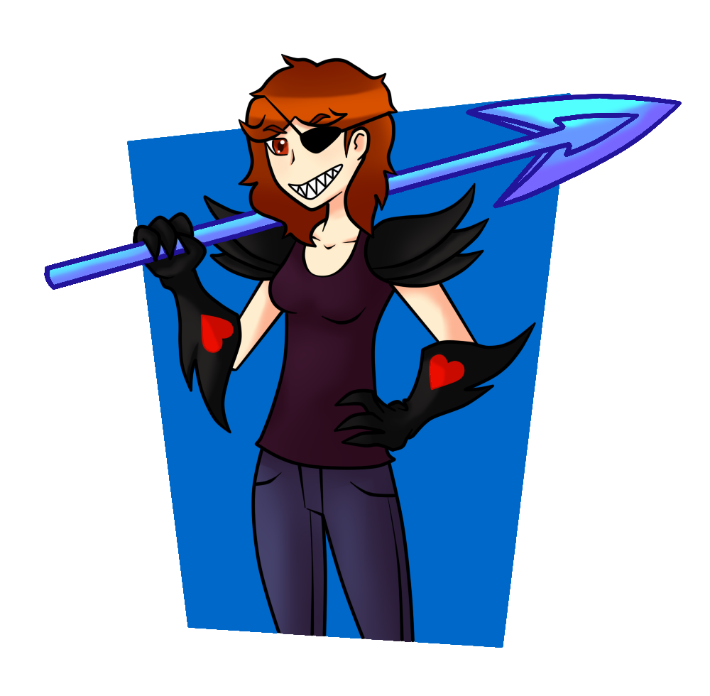 clip library Undyne transparent male. Marcy suit by zalgothanatos