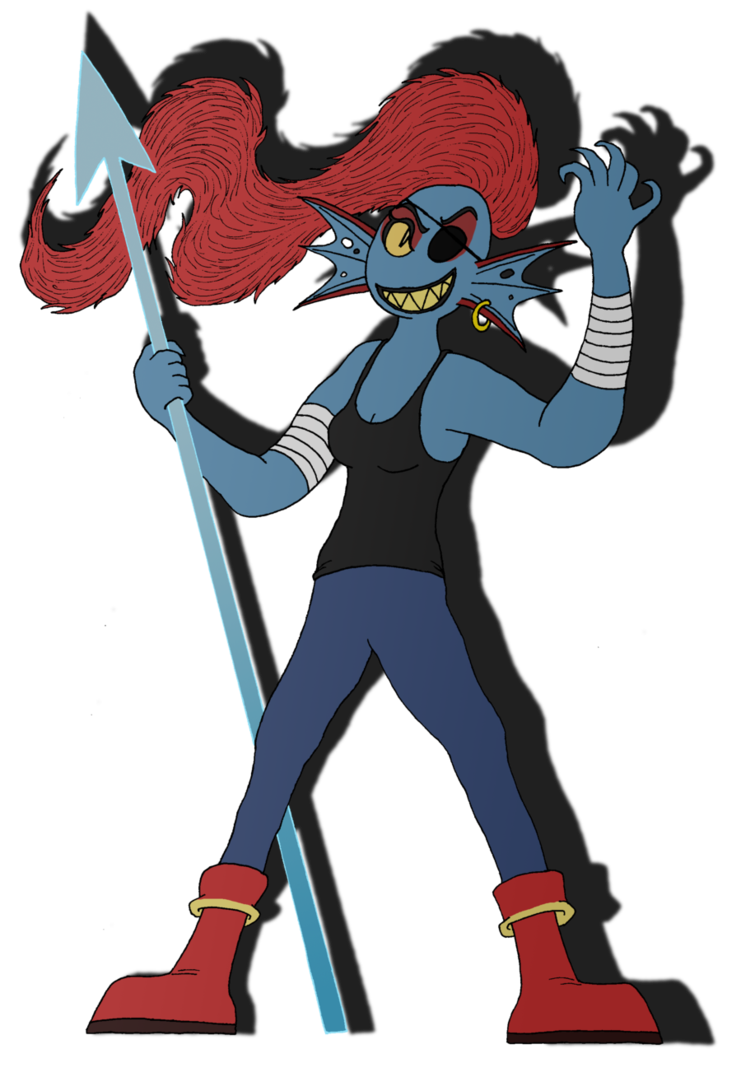 graphic library download Undyne transparent strong. By grudulepoilu on deviantart