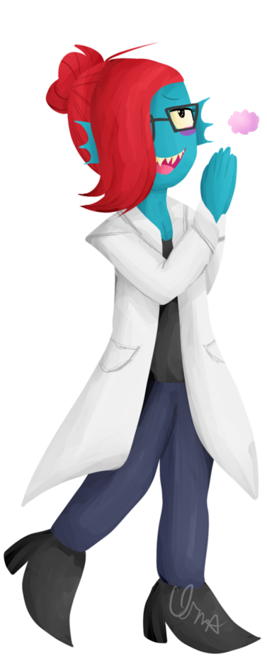 clip royalty free library Undyne transparent underswap. Image png wikia fandom