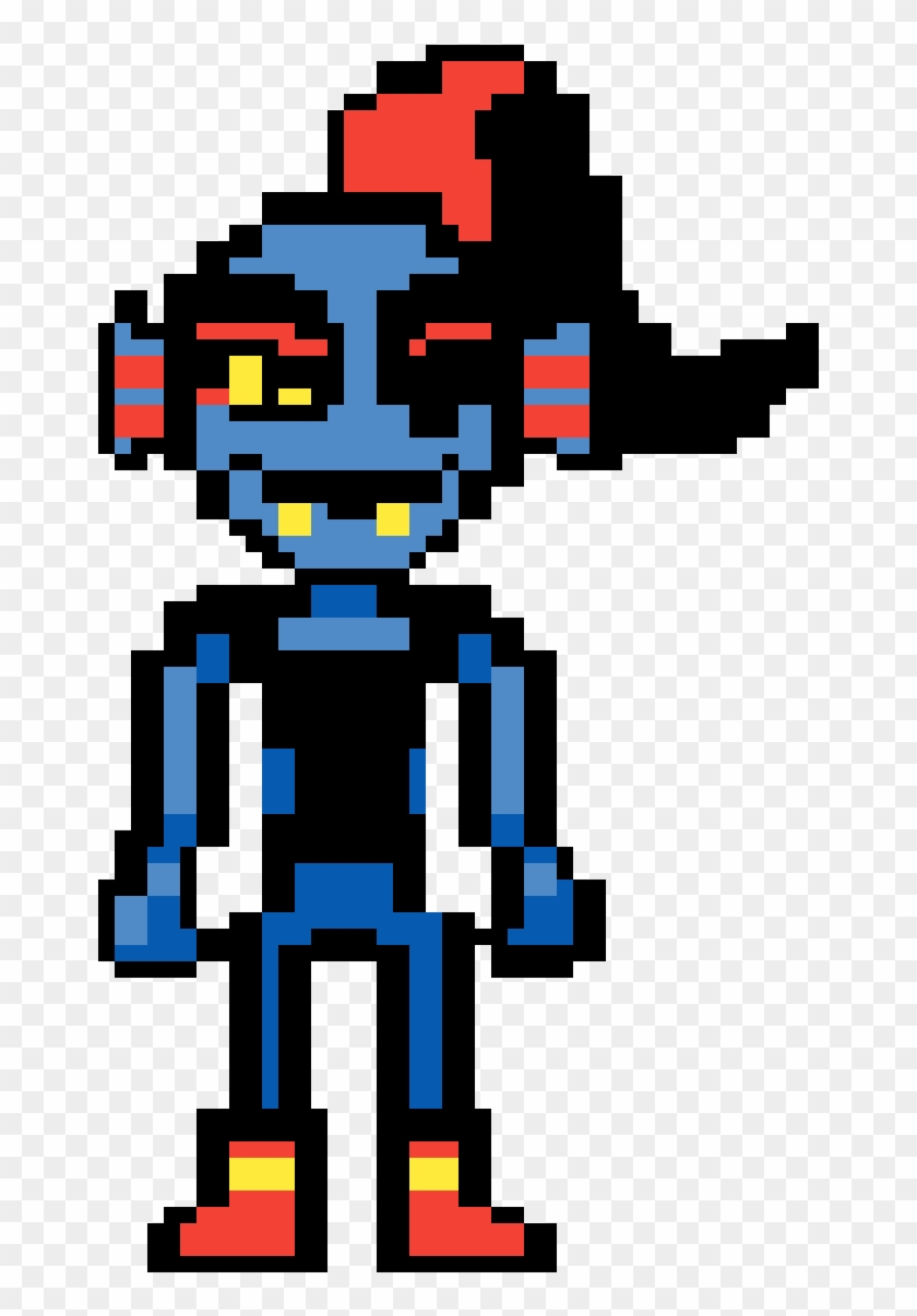 picture freeuse stock Undyne transparent undertale character. Overworld sprite pixel from